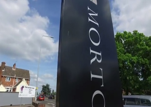 Norwich showroom video